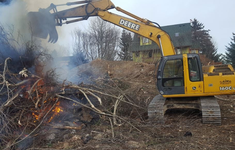 AIM Maintenance Landclearing